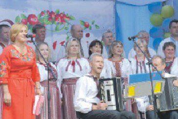 У селі на Тернопільщині відбувся перший Всеукраїнський фестиваль «Киданецький піснецвіт» (ФОТО)