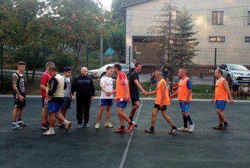 Священики Тернопільської єпархії УПЦ КП взяли участь у футбольному турнірі пам'яті загиблих воїнів АТО (ФОТО)