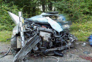 На Тернопільщині в жахливій ДТП загинув винуватець аварії (ФОТО 18+)