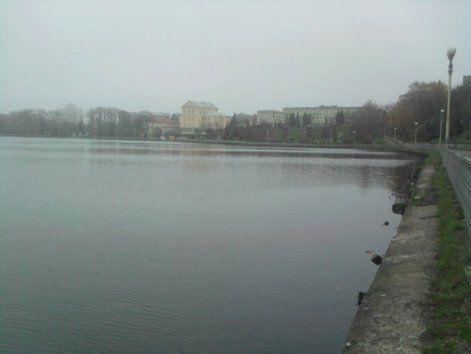 Що запланувала робити міська рада на Тернопільському ставі: відбулися громадські слухання