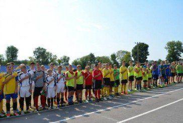 У Збаражі на Тернопільщині пам'ять Героя Небесної сотні Устима Голоднюка вшанують спортивним турніром на його честь (ФОТО)