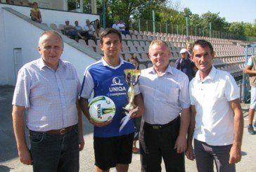 На Бережанщині відбувся турнір з міні-футболу на Кубок Лисоні (ФОТО)