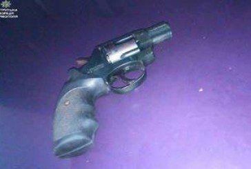 26-річний тернополянин погрожував батькові зброєю?