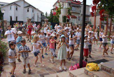 У Петрикові Тернопільського району відбулися «Веселі канікули з Богом» (ФОТО)