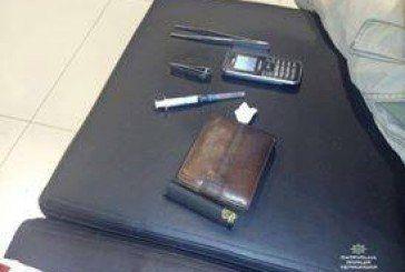 У Тернополі патрульні виявили у злодія згорток із невідомою речовиною (ФОТО)