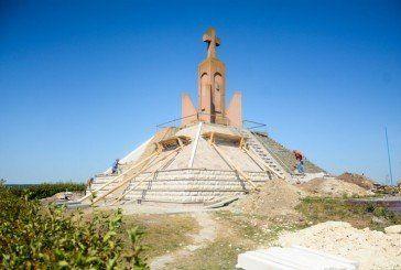 На горі Лисоня розписали каплицю на знак пам'яті про бійців-героїв (ФОТО)