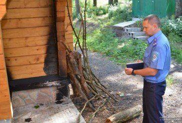 У Тернополі якісь безбожники хотіли підпалити церкву (ФОТО)