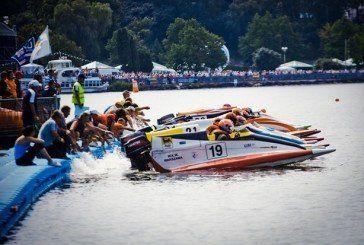 Півсотні гонщиків з усього світу зареєструвалися на участь у Чемпіонаті світу з водно-моторного спорту, який відбудеться у Тернополі