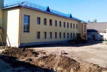У Шумському районі добудовують заклад для людей похилого віку (ФОТО)