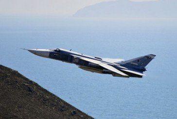 Бомбардувальники Росії пролетіли просто під пасажирським літаком Ісландії