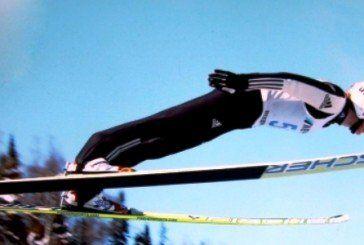 Кременчани на чемпіонаті України серед юніорів зі стрибків на лижах