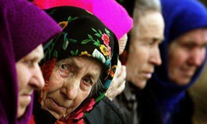 Наші пенсії – унікальна ситуація для всієї Європи