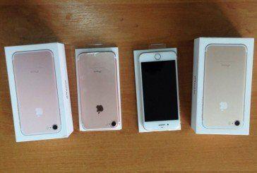 Тернополянин порушив митні правила, реалізовуючи мобілки «IPhone 7» (ФОТО)