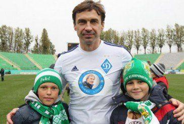 Пограбували відомого українського футболіста