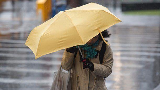 У середу на Тернопільщині – дощ і прохолодно