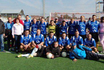 Збірна податківців Тернопільщини посіла третє місце на змаганнях з футболу серед працівників органів ДФС Західного регіону (ФОТО)