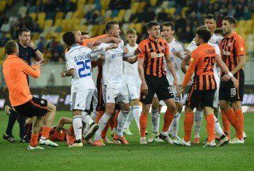 У чвертьфіналі Кубка України «Динамо» не зіграє з «Шахтарем»