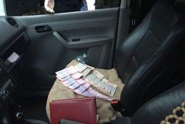 СБУ затримала на хабарі одного з керівників райвідділу поліції Кременця (ФОТО)