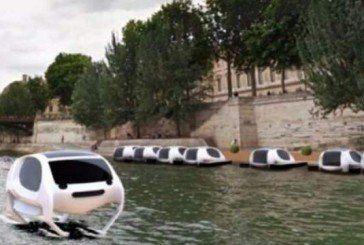 Французи їздитимуть на «Мильних бульбашках»