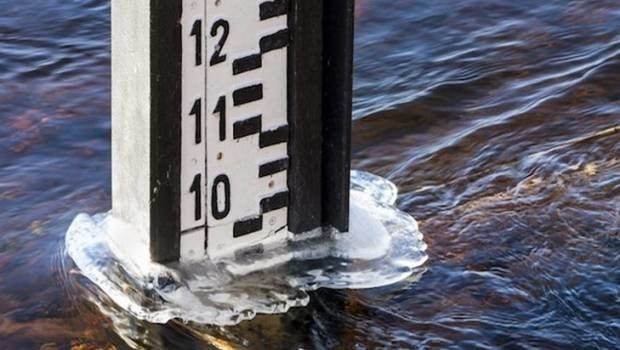 У Заліщиках, на річці Дністер, підніметься рівень води