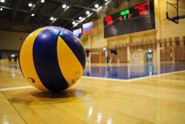 У ТНЕУ відбулися ігри 5 туру Чемпіонату України з волейболу