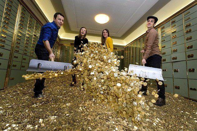 У Швейцарії проблема: банки шукають спадкоємців мільярдів