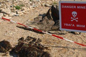 Ситуація з мінами в Україні гірша, ніж у Сирії