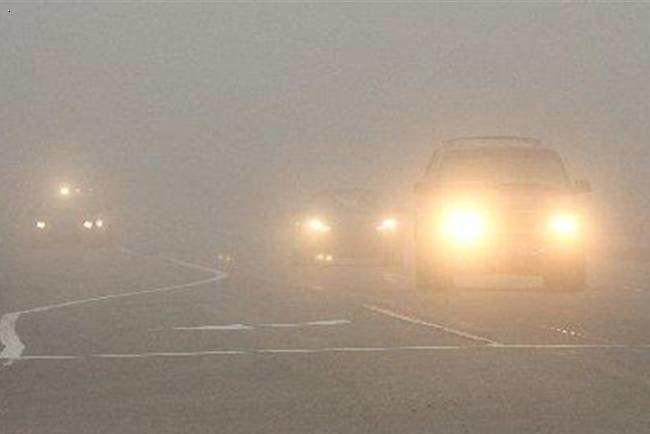 Завтра на Тернопільщині вночі та вранці очікується туман
