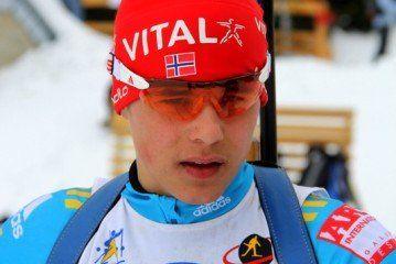 Тернопільський біатлоніст Віталій Труш в Австрії здобув «срібло» Юніорського Кубка IBU