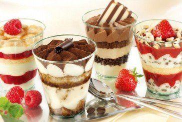 Десерти без випікання: смачно, красиво, легко!