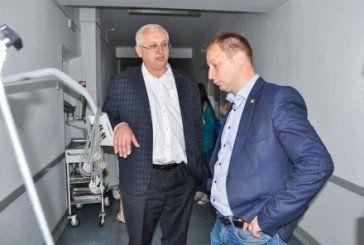 Кардіоцентр, який планують відкрити на Тернопільщині, отримає обладнання зі Швеції