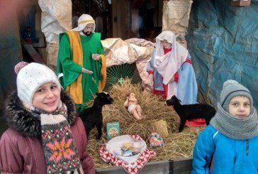 Найбільша шопка в Україні ожила в Тернополі (ФОТО)