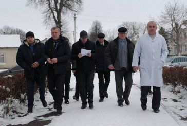 Голова ТОДА Степан Барна запевняє : ж одна лікарня не буде закрита примусово, якщо громада обґрунтує потребу в ній (ФОТО)