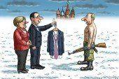 Українські анекдоти: -чули, куме, Арсеній Яценюк може отримати посаду в США…