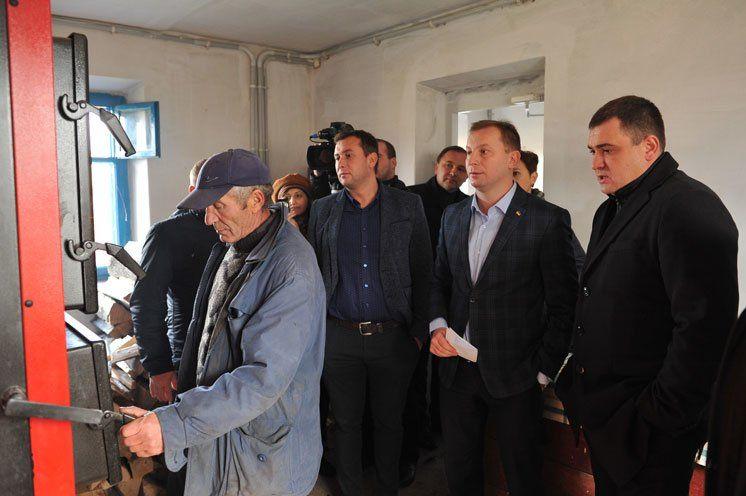 Енергоефективність - у сільські школи Тернопільщини
