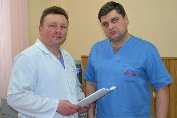 Тернопільські лікарі з допомогою плазми крові лікують суглоби і трофічні виразки