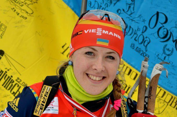 Юлія Джима – найкраща спортсменка січня