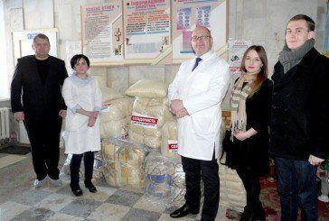 Тернопільська дитяча лікарня отримала допомогу від «БПП «Солідарність» (ФОТО)