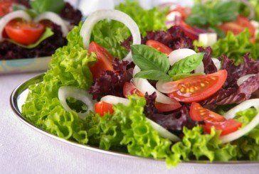 Смачні і корисні салати у свята і на щодень