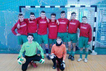 Юні футболісти Шумщини – переможці обласних зональних змагань з футзалу (ФОТО)