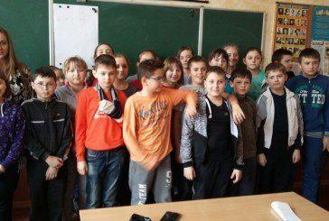Тернопільських школярів навчають раціонально харчуватися (ФОТО)