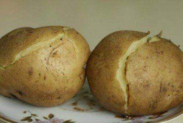 """Картопля """"в мундирі"""" – джерело вітамінів"""