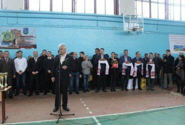 У Кременці –24-й традиційний міжнародний турнір з футзалу серед ветеранів, присвячений пам'яті Заслуженого журналіста України Михайла Баліцького (ФОТО)
