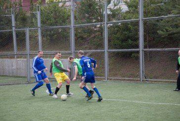 У Тернопільському національному економічному університеті провели товариський футбольний матч «Україна-Норвегія» (ФОТО)