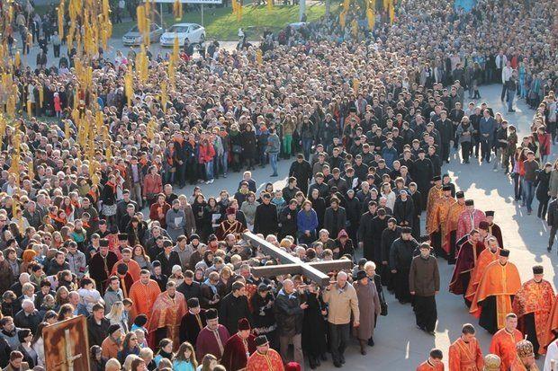 У Тернополі відбудеться Хресна хода