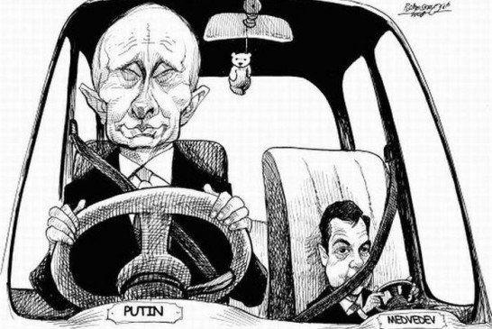 Українські анекдоти: 2050 й рік. Двоє старих дідів під руку шкандибають Кремлем...