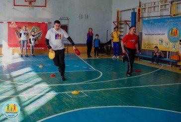 У Тернополі стартували спортивні змагання: «Мама, тато, я – спортивна сім'я!»(ФОТО)