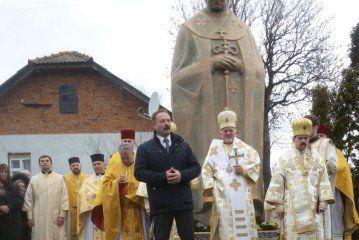 У Гадинківцях на Тернопільщині вшанували блаженного  Григорія Хомишина (ФОТО)