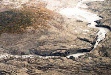 У Канаді одна річка «вкрала» воду в іншої