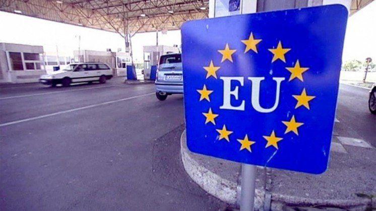 ЄС повертає контроль на кордони в зоні Шенген